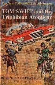 Tom Swift and His Triphibian Atomicar (Tom Swift Jr, #19)