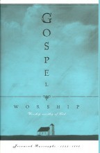 Gospel Worship, Or, the Right Manner of Sanctifying the Name ... by Jeremiah Burroughs