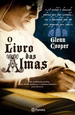 O Livro das Almas by Glenn Cooper