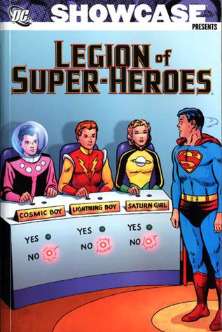 Showcase Presents: Legion of Super-Heroes, Vol. 1