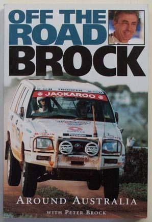 Off The Road, Brock by Peter Brock