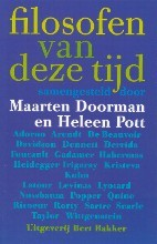 Filosofen van deze tijd by Maarten Doorman