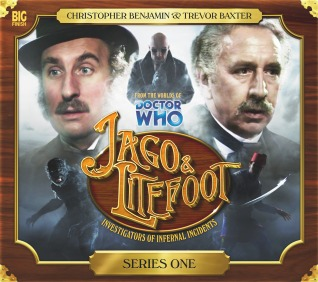 Jago & Litefoot by Andy Lane