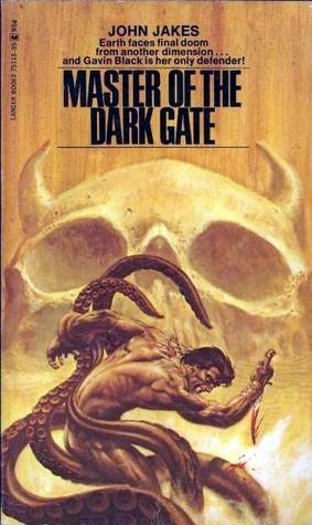 Master of the Dark Gate (Gavin Black, #1)