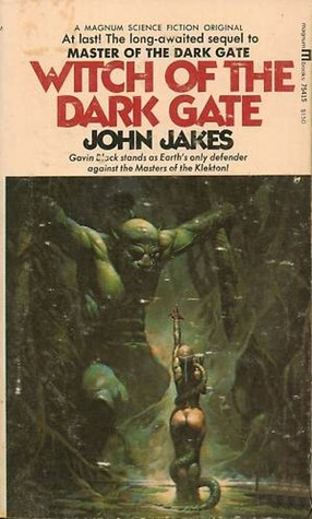 Witch of the Dark Gate (Gavin Black, #2)