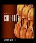 Student Solutions Manual for Stewart's Multivariable Calculus, 6th