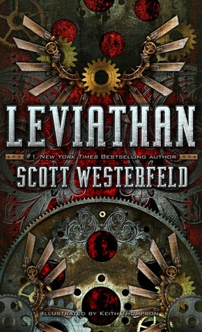 Image result for leviathan scott westerfeld