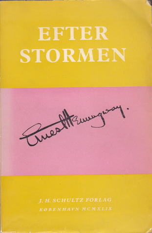 Efter stormen : Noveller