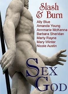 Sex God by Ally Blue