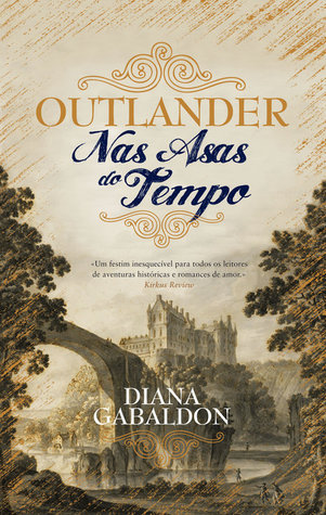 Outlander: Nas Asas do Tempo (Outlander, #1)