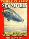 Three Classic Spy Novels