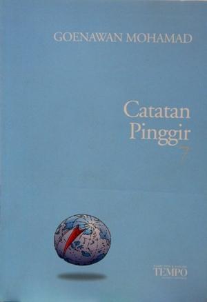 Catatan Pinggir 7 by Goenawan Mohamad