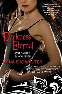 Darkness Eternal(Young Adult Alien Huntress 1-2)
