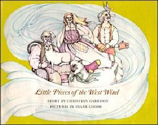 Little Pieces Of The West Wind by Christian Garrison