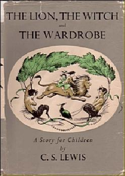 The Lion, the Witch, and the Wardrobe: A Story For Children