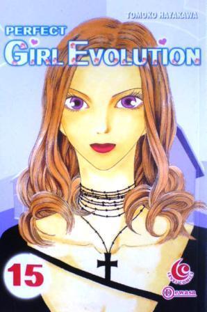 Perfect Girl Evolution Vol.15