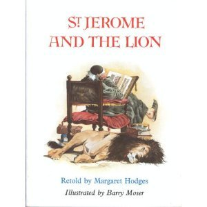 St. Jerome And The Lion
