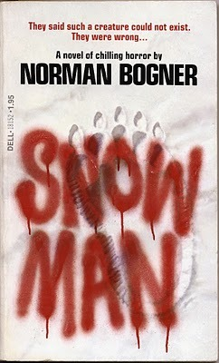 Snowman by Norman Bogner