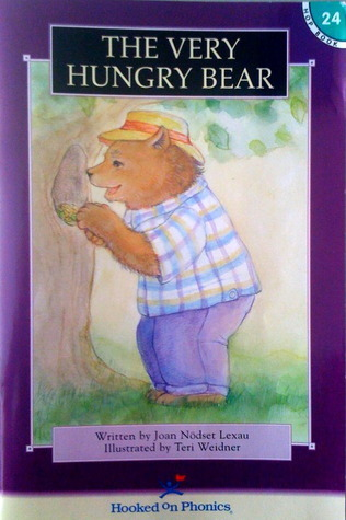 The very hungry bear (Hooked on Phonics #24)