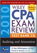 Wiley Cpa Exam Review 2010 Test Bank   Auditing And Attestation