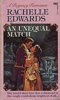AN UNEQUAL MATCH by Rachelle Edwards