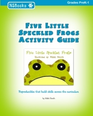Five Little Speckled Frogs Activity Guide by Nikki Smith