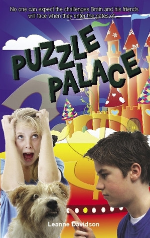 Puzzle Palace (Quizzical, #3)