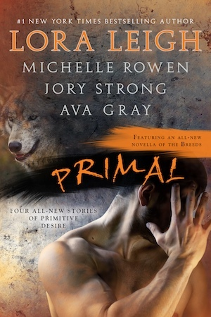 Primal (Breeds, #16.5; Feline Breeds, #14; Ghostland World, #3.5; Nightshade, #1.5)