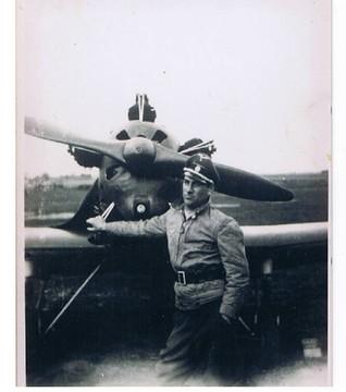 Red Pilot by Vladimir Unishevsky