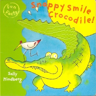 Snappy Smile Crocodile!