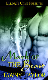 Mark of the Beast by Tawny Taylor