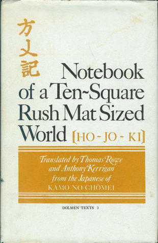Notebook of a Ten-Square Rush Mat Sized World