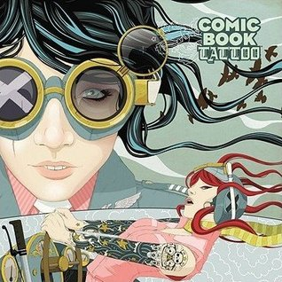 Comic Book Tattoo Tales Inspired by Tori Amos by Leif Jones