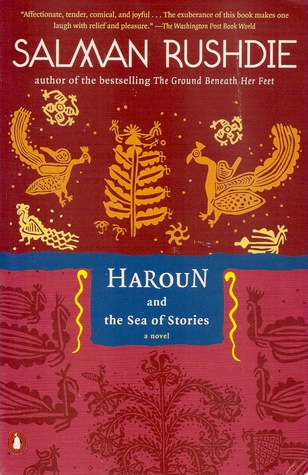 Image result for Haroun and the Sea of Stories.