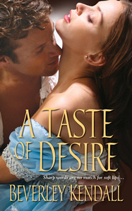 A Taste of Desire(The Elusive Lords 2)