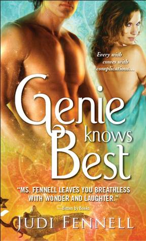Ebook Genie Knows Best by Judi Fennell DOC!