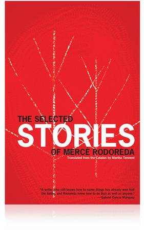 The Selected Stories by Mercè Rodoreda