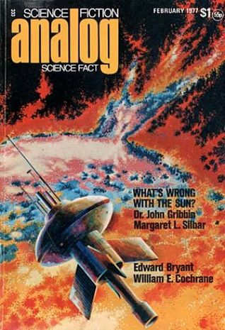 Analog Science Fiction and Fact, 1977 February  (Volume XCVII, No. 2)