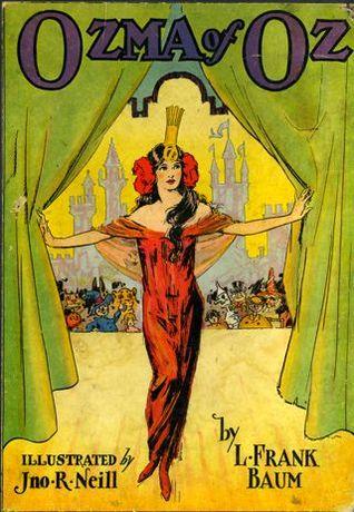 Ozma of Oz (book #3)