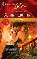 Simon Says... by Donna Kauffman