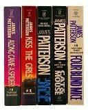 Alex Cross Five-Book Set #1