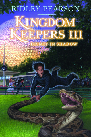 Book Review: Ridley Pearson's Disney in Shadow