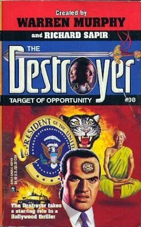 Target of Opportunity (The Destroyer, #98)