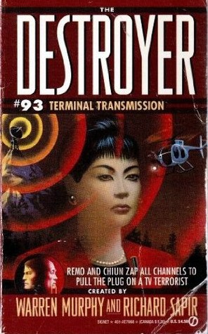 Terminal Transmission (The Destroyer, #93)