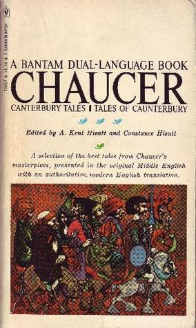 Canterbury Tales and Tales of Canterbury (A Bantam Dual-Language Book)