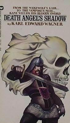 Death Angel's Shadow by Karl Edward Wagner