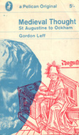 Medieval Thought by Gordon Leff