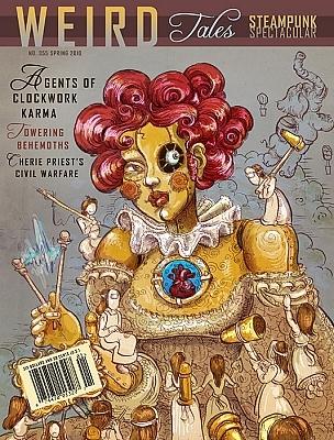 Weird Tales #355