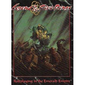 Legend of the five rings rpg by john wick 1262533 fandeluxe Gallery