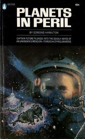 Planets in Peril (Captain Future, #12)